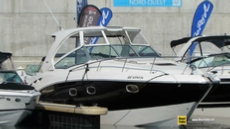 2014 Chaparral 330 Signature Motor Boat at 2014 Montreal In-Water Boat Show