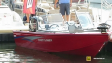 2014 Crestliner 1650 Fish Hawk Fishing Boat at 2014 Montreal In-Water Boat Show