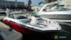 2014 Yamaha 212 SS High Output Motor Boat at 2014 Montreal In-Water Boat Show