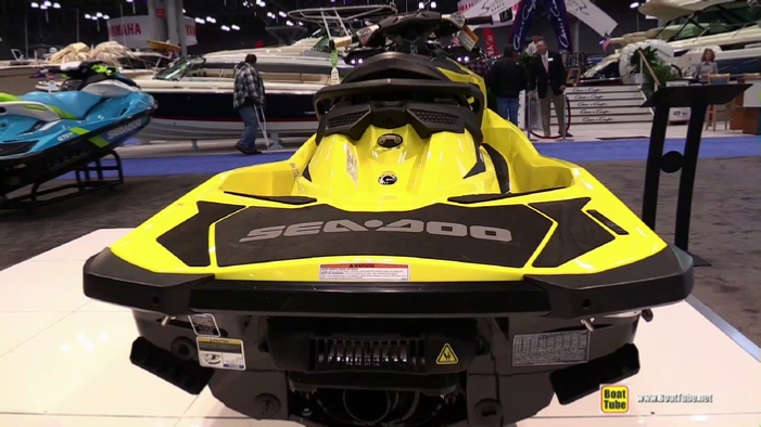 Sea Doo Rxp X 260 >> 2015 Sea Doo RXP-X 260 Jet Ski at 2015 New York Boat Show