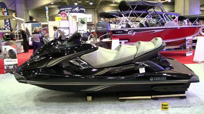Yamaha Or Searay