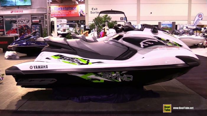 2015 yamaha waverunner fzs svho jet ski at 2015 toronto for Yamaha waverunner dealers near me