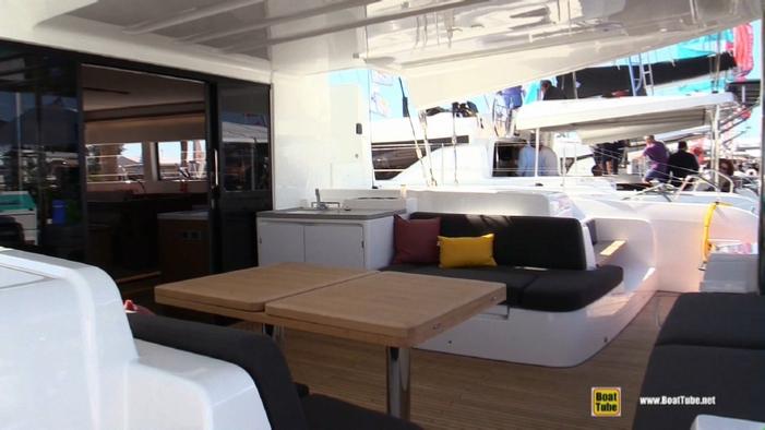 2019 Lagoon 50 Catamaran at 2019 Miami Boat Show